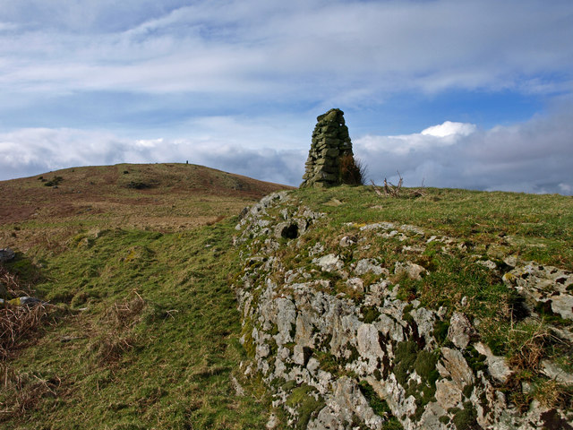 Mochrum Fell from Gallows Hill
