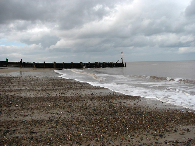 The beach at Walcott Gap - revisited
