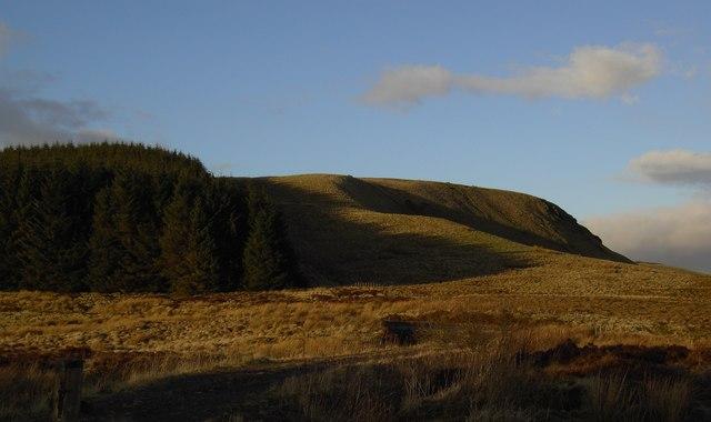 Annanhead Hill