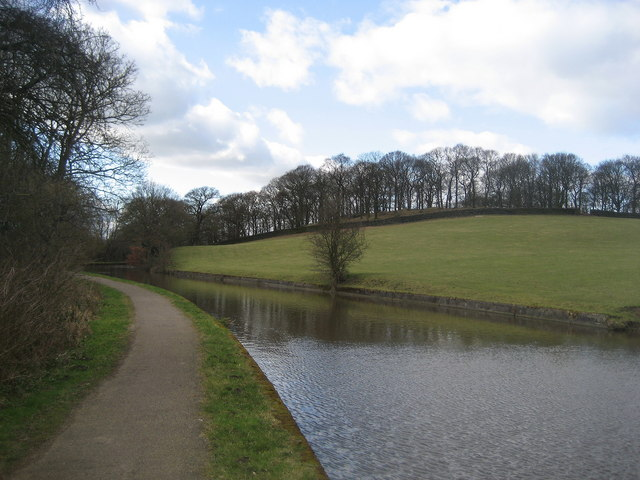 Canal at Lodge Hill