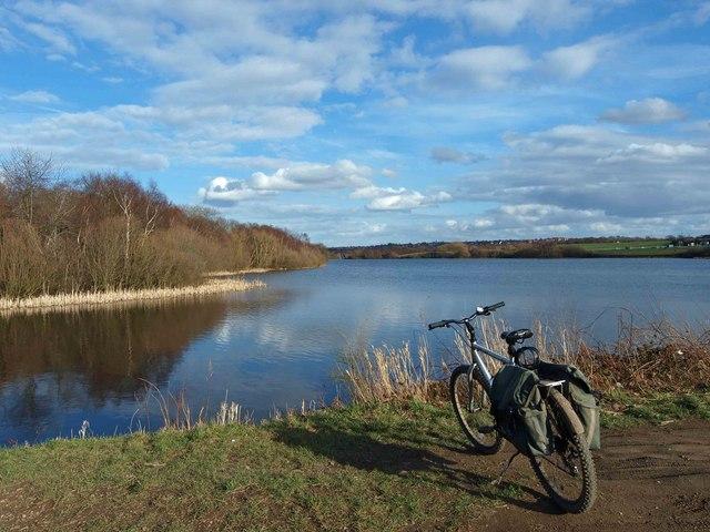 Cold Hiendley Reservoir