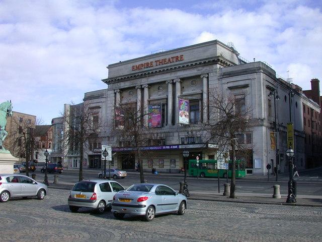 Empire Theatre, Liverpool
