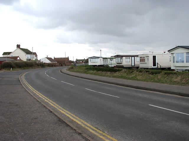 Coast Road past Walcott Gap