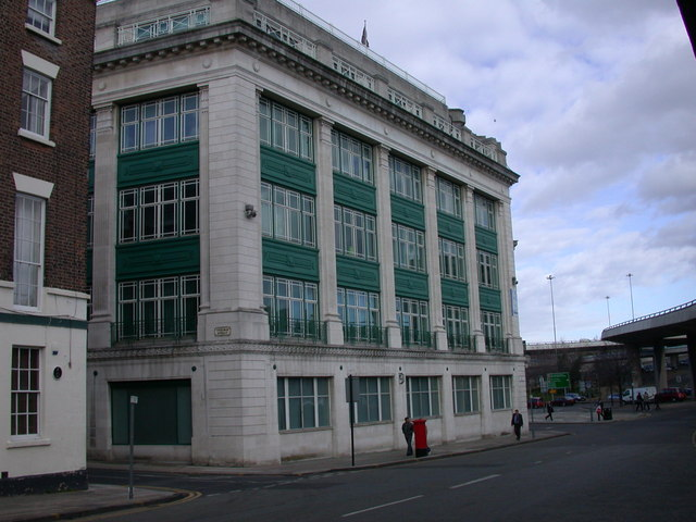 Stanley House, Dale Street