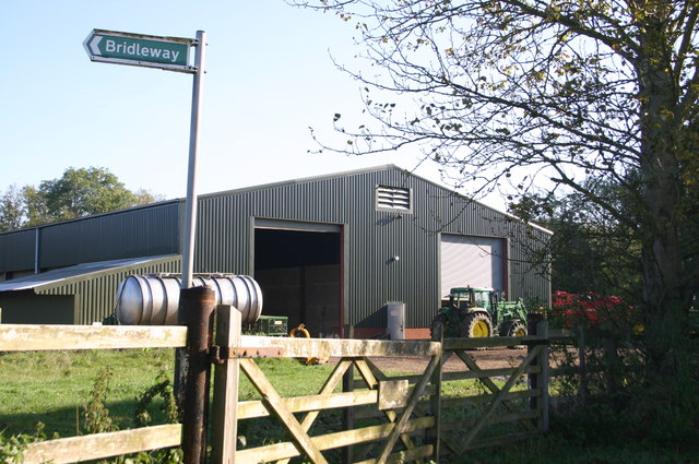 Bottom Farm Hargrave