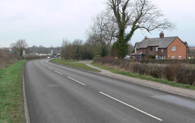 Dunton Road, Broughton Astley