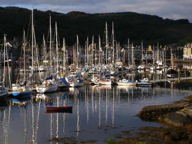 The Marina at Tarbert