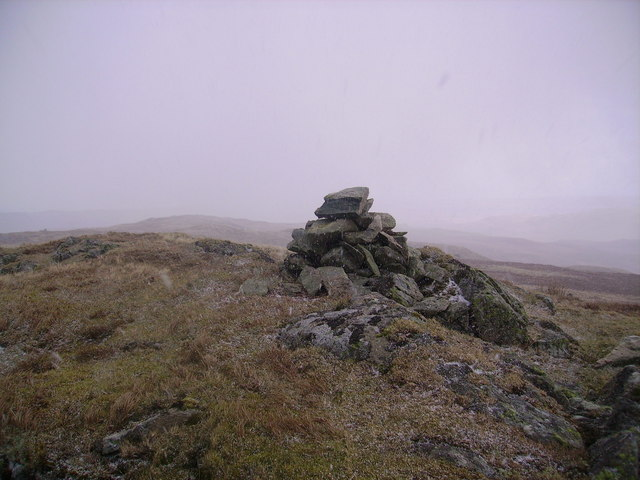 Cairn, Powley's Hill