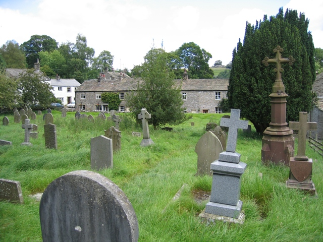 St Michael's graveyard, Kirkby Malham