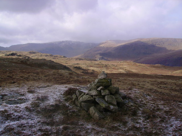 Cairn, Hare Shaw