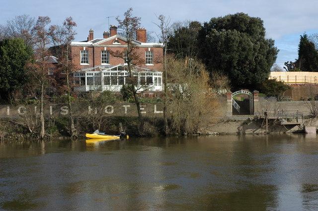 Diglis Hotel, Worcester