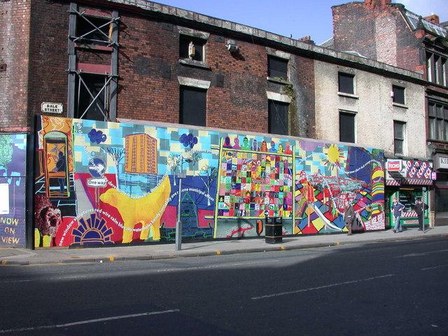Mural, Dale Street