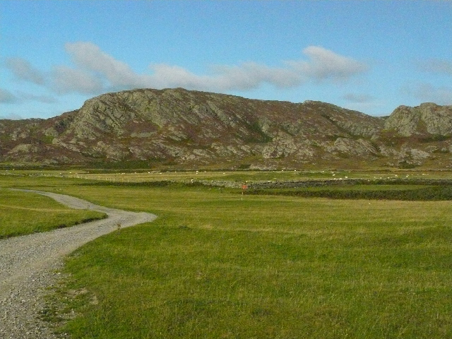The Golf Course at Machrins, Isle of Colonsay