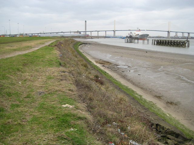 River Thames at Greenhithe