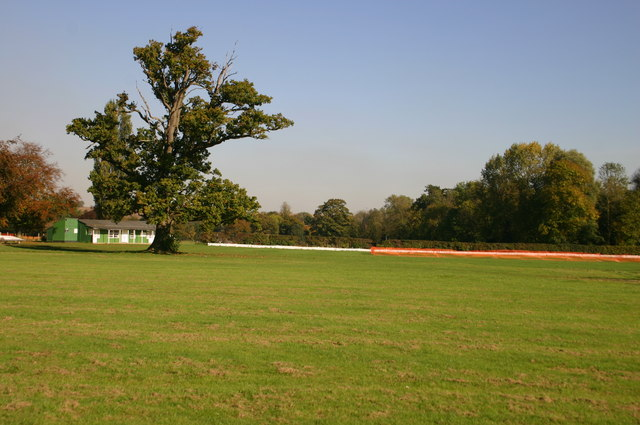 Kimbolton cricket ground