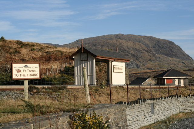 Tanygrisiau Station