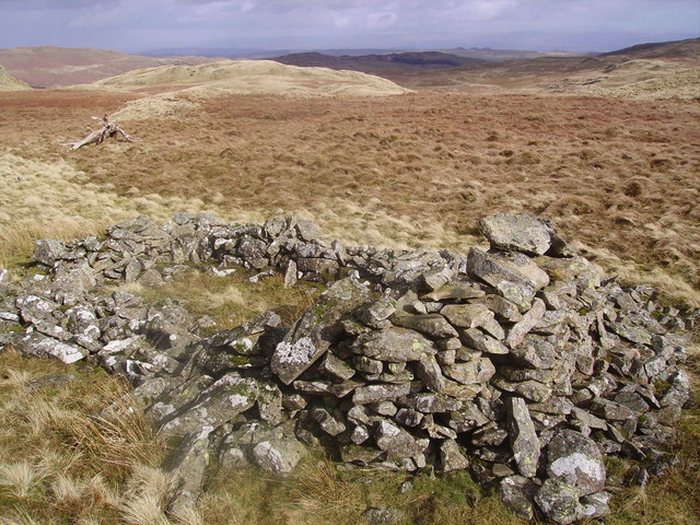 Sheepfold, Brown Howe