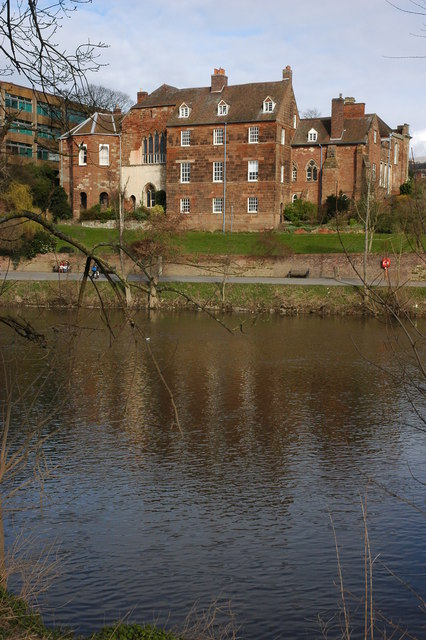 The Bishop's Palace, Worcester