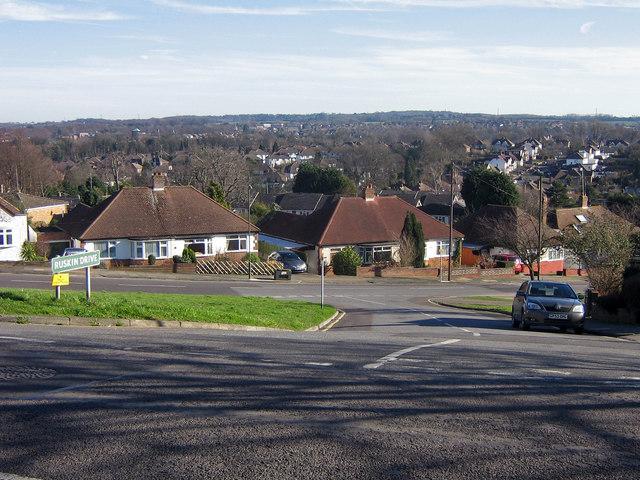 Ruskin Drive, Orpington