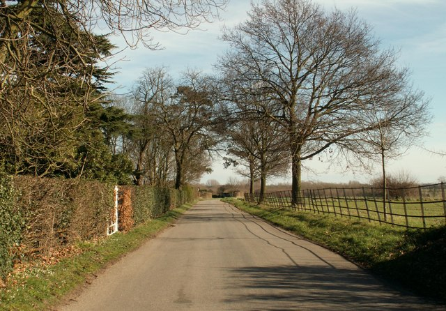 Part of Coggeshall Road