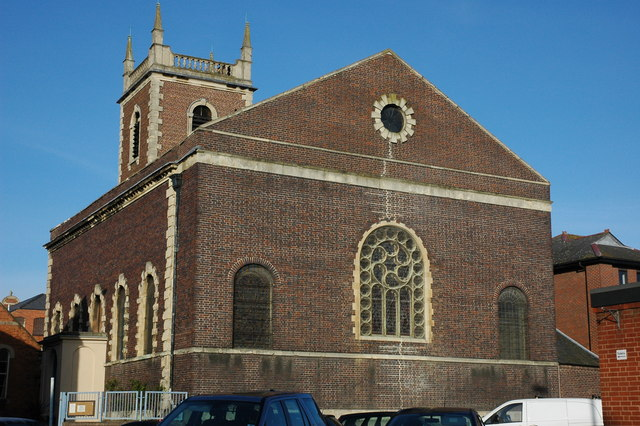 St Martin's Church, Worcester