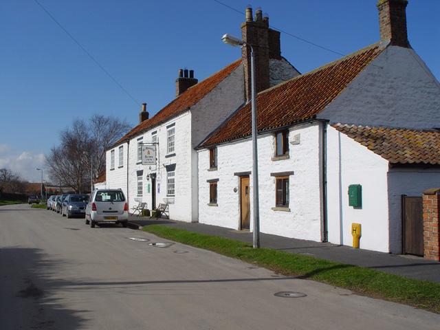 St Quintin Arms Inn, Harpham, East Yorkshire