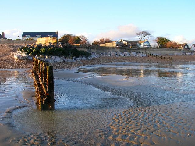 Sea Defences, Aldwick Beach