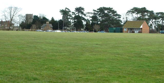 Playing Field, Burton Agnes