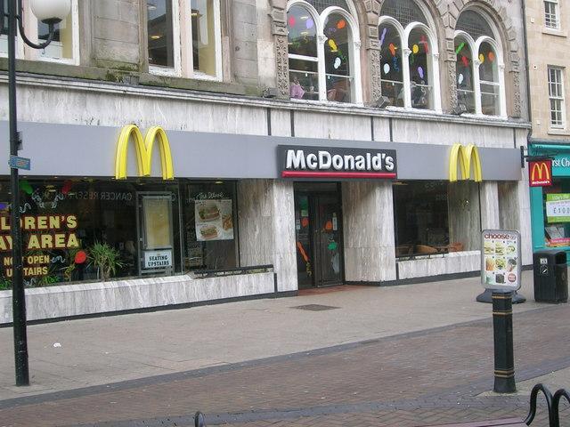 McDonald's, Kirkcaldy