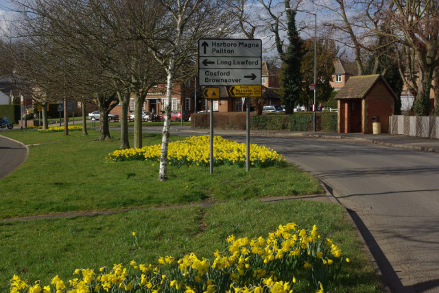 Newbold Road, Newbold on Avon