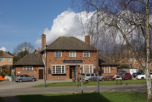 The Crown, Newbold on Avon