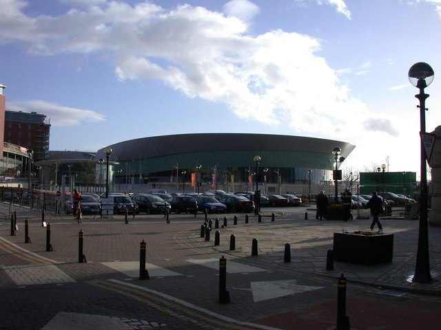 The ACC, Liverpool