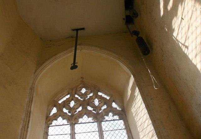 Clock Pendulum at St. Martin's Church