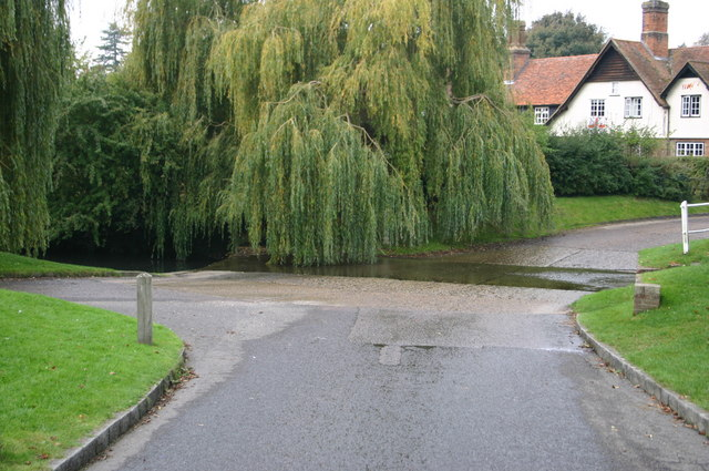 Ford in Braughing