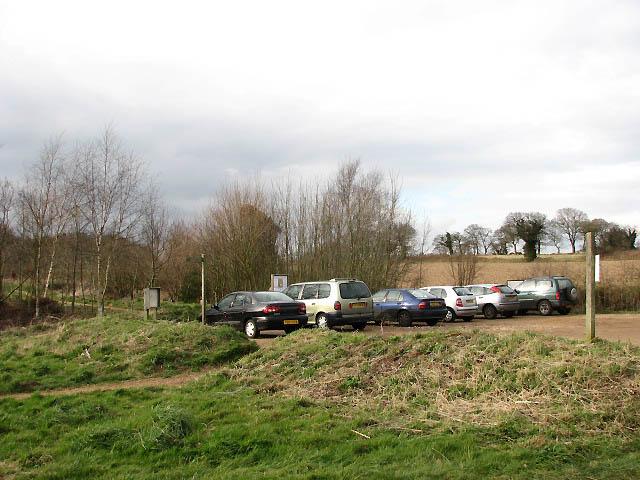 Pigney's Wood - car park