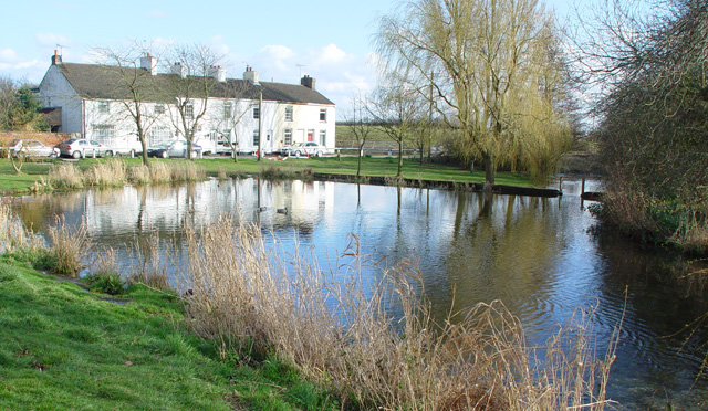 The Duck Pond, Kilham, East Yorkshire