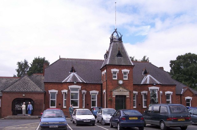 The Town Hall, Kirton