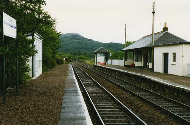 Arisaig station