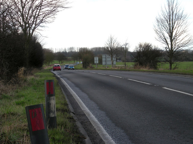 A 442 at Sutton Maddock