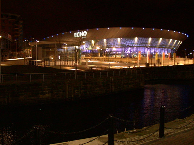 The ACC by night