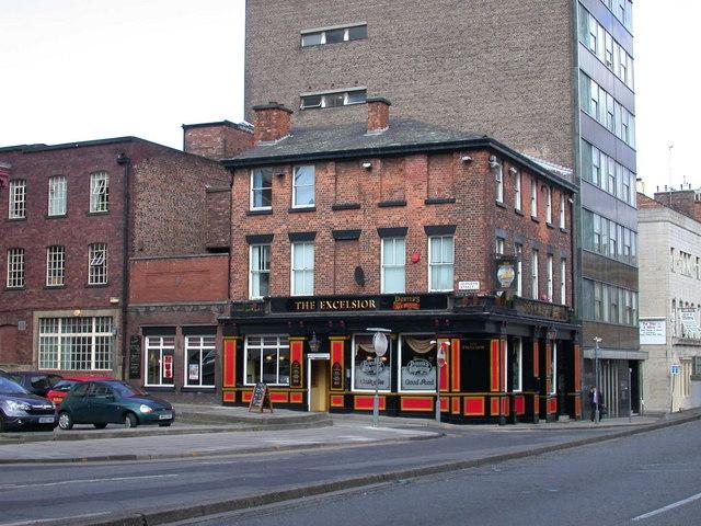The Excelsior, Johnson Street