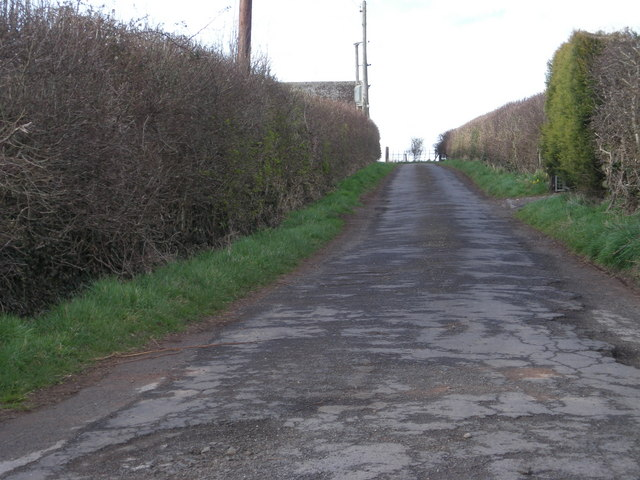 Driveway to Havenhills
