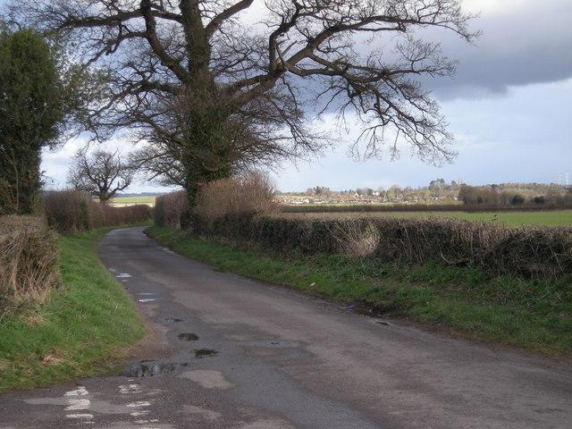 Lane to Ryton