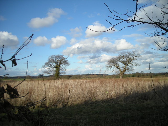 Countryside near Kemberton