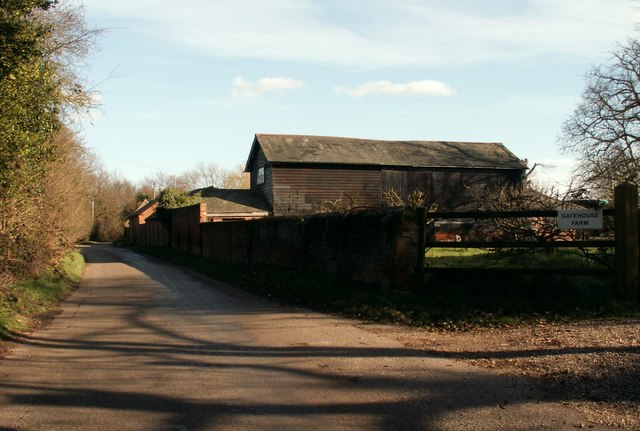 Part of Gatehouse Farm