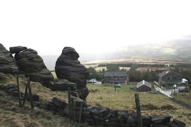 Bride Stones Moor