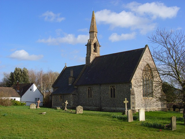 St Lawrence's, South Weston