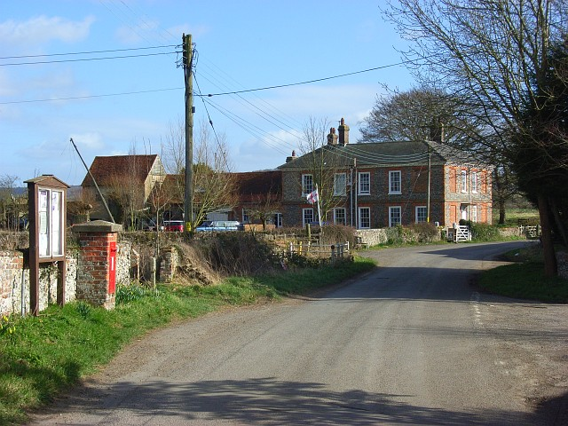 Manor Farm, South Weston