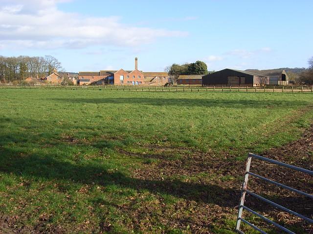 Model Farm, Shirburn