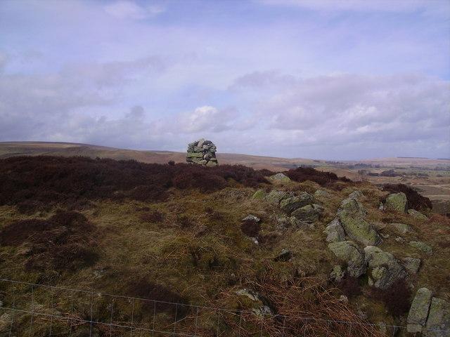 Cairn, Hugh's Laithes Pike